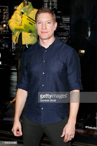 Joseph Sikora attends as Power celebrates its final season with a Saks Fifth Avenue window display on August 19 2019 in New York City