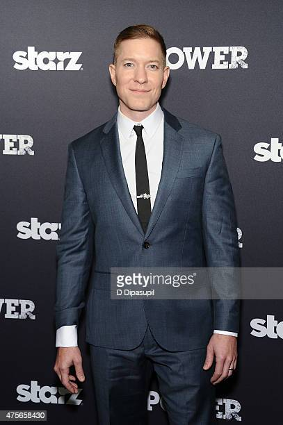 Joseph Sikora attends the Power Season Two Series Premiere at Best Buy Theater on June 2 2015 in New York City