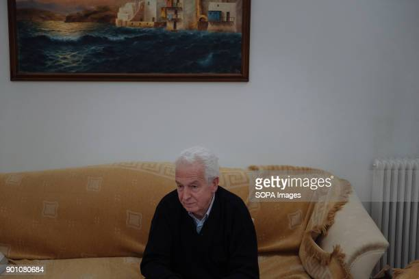 Joseph sits on the couch in is house As a just retired entrepreneur he is waiting for his pension to arrive After working for more than forty years...