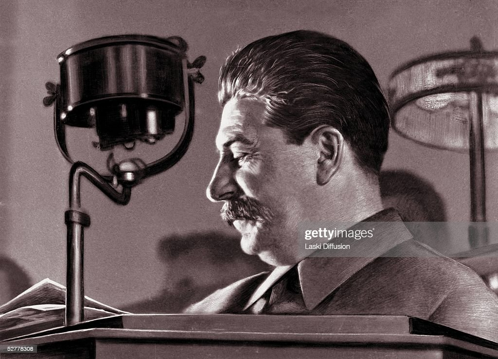 Stalin In Moscow : News Photo