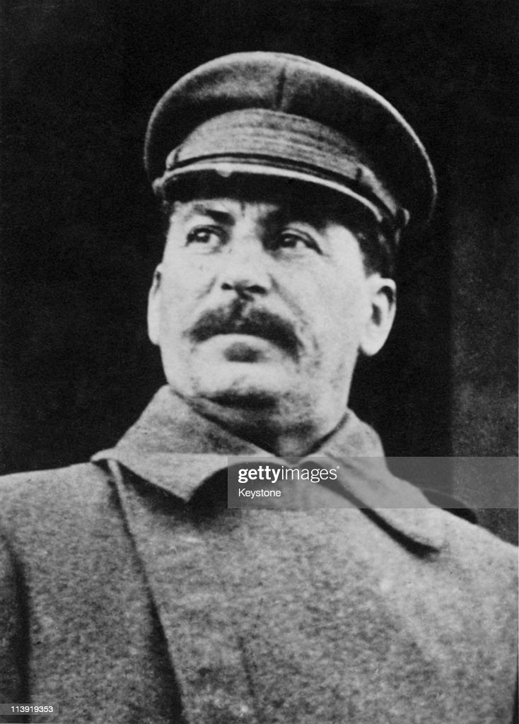 Joseph Stalin : News Photo
