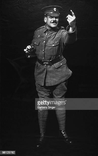 Joseph Stalin pointing finger
