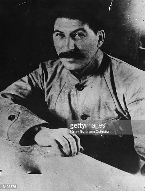 Joseph Stalin Soviet leader and dictator