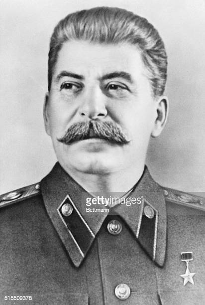Joseph Stalin Soviet political leader For years this was the official portrait of Stalin