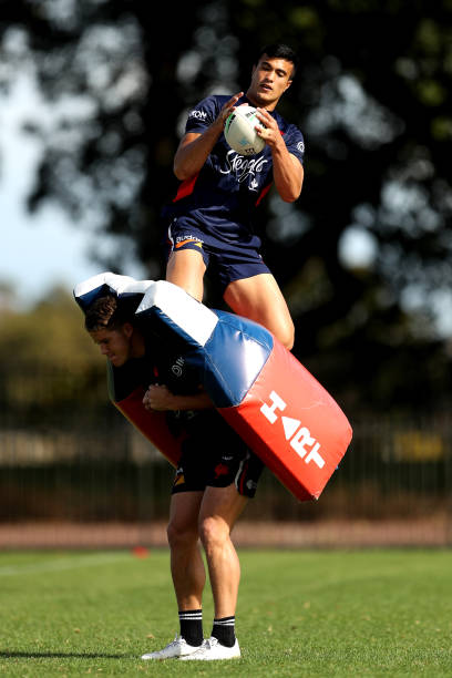 AUS: Sydney Roosters Training Session