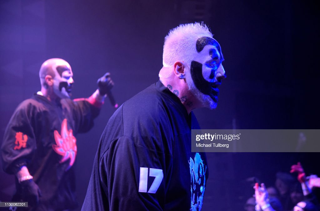 CA: Insane Clown Posse Album Release Party