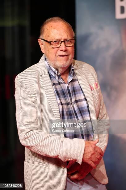 Joseph Vilsmaier attends the premiere of the film 'Ballon' at Mathaeser Filmpalast on September 12, 2018 in Munich, Germany.