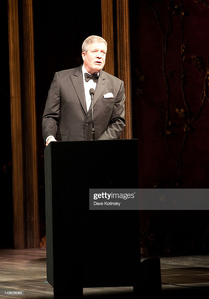 Joseph W. Polisi at Peter Jay Sharp Theater on April 30, 2012 in New York City.