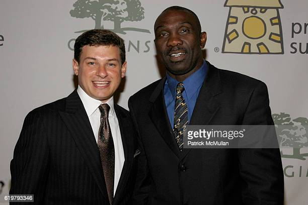 Joseph Weilgus and Mookie Wilson attend SUNSHINE SAFARI PROJECT SUNSHINE'S FOURTH ANNUAL GALA Honoring DARIA MYERS PRESIDENT ORIGINS NATURAL...