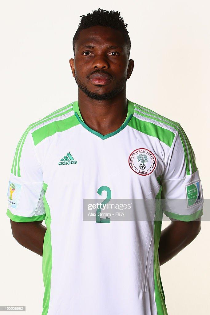 Nigeria Portraits - 2014 FIFA World Cup Brazil