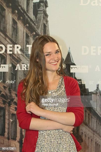 Josephin Busch ARD2Teiler Der Turm vom MDR/NDR/BR/WDR/SWR und RBB Hamburg Deutschland Europa Schauspielerin Promi BB FTP PNr 030/2014