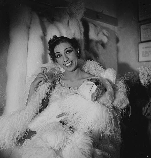 FRA: In The News: Josephine Baker To Enter The Pantheon In France