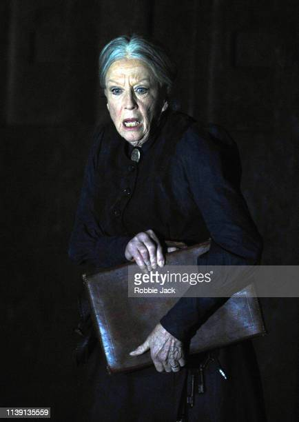 Josephine Barstow as Maud in English National Opera's production of Iain Bell's Jack The RipperWomen Of Whitechapel directed by Daniel Kramer and...