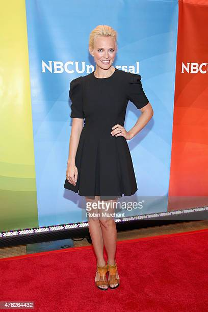 Josephine Bornebusch attends the NBC's 2015 New York Summer Press Day at Four Seasons Hotel New York on June 24 2015 in New York City