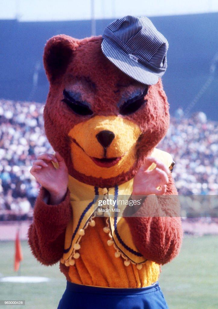 josephine bruin the mascot for the university of california los