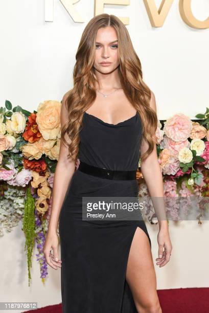 Josephine Skriver attends 3rd Annual #REVOLVEawards at Goya Studios on November 15 2019 in Hollywood California