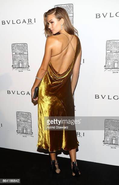 1f1dcbae48b Josephine Skriver attends Bulgari 5th Avenue flagship store opening on  October 20 2017 in New York