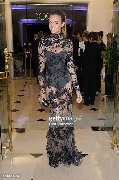 Josephine Skriver attends the De Grisogono Party at the 67th Annual Cannes Film Festival on May May 19 2015 in Cap d'Antibes France