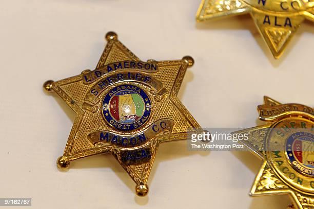 NEGATIVE# josephm 202986SLUGDC/SHERIFFDATE08/06/08 Forestville MarylandPHOTOGRAPHERMARVIN JOSEPH/TWP Photos for an extra story about civil rights era...