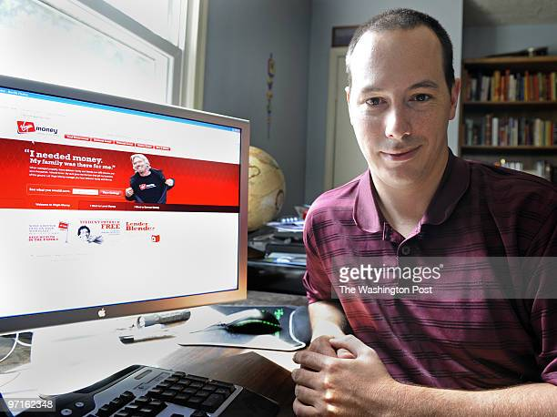 NEGATIVE# josephm 203167SLUGFI/socialloansDATE08/15/08 Alexandria VirginiaPHOTOGRAPHERMARVIN JOSEPH/TWP Photos for Sunday personal finance story...