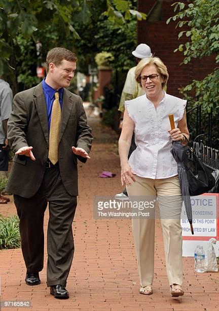 NEGATIVE# josephm 203622SLUGME/DCPRIMARY2DATE09/09/08 District of ColumbiaPHOTOGRAPHERMARVIN JOSEPH/TWP Patrick Mara is challenging longtime DC...