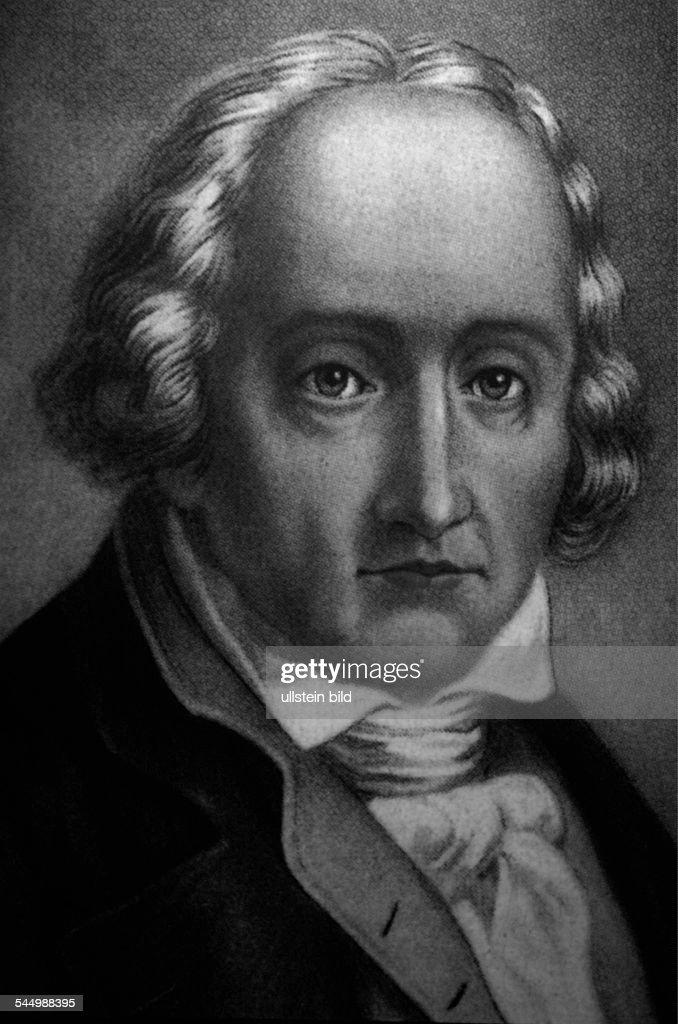 Joseph-Marie Jacquard - Silk Weaver and Inventor, France