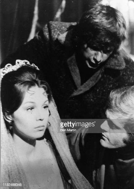 Josette DuPres Willie Loomis and Jeff Clark in House of Dark Shadows 1970