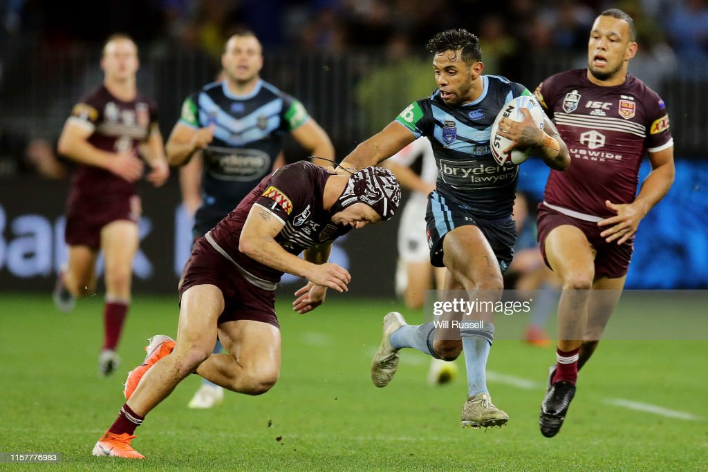 State of Origin - NSW v QLD: Game 2 : News Photo