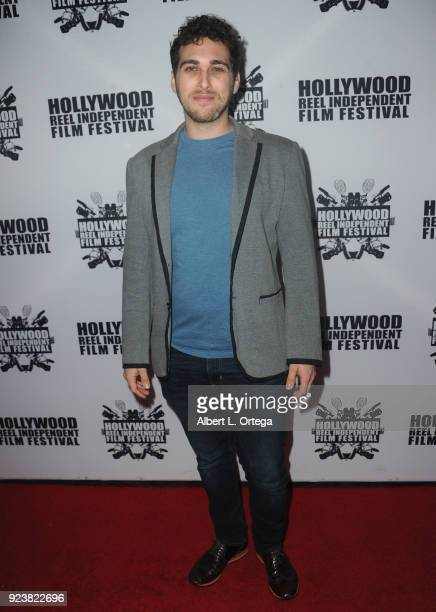 Josh Alan Goldman attends the 17th Annual Hollywood Reel Independent Film Festival Award Ceremony Red Carpet Event held at Regal Cinemas LA LIVE...