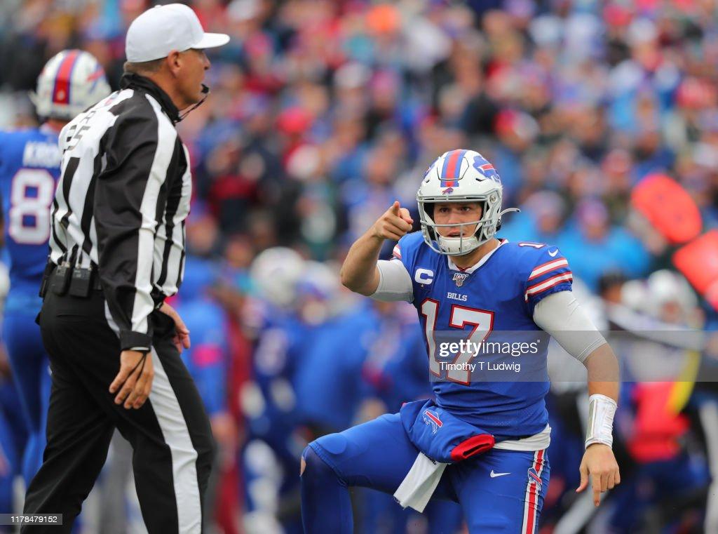 Philadelphia Eagles v Buffalo Bills : Foto jornalística