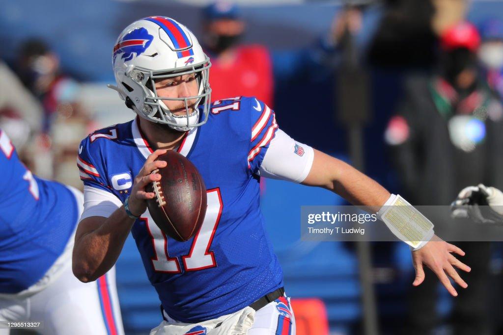 Wild Card Round - Indianapolis Colts v Buffalo Bills : ニュース写真