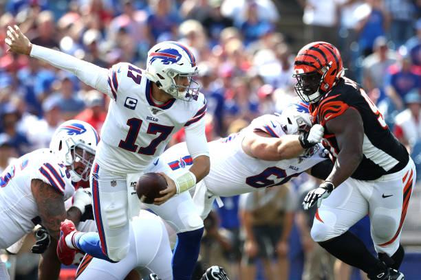 NY: Cincinnati Bengals vBuffalo Bills