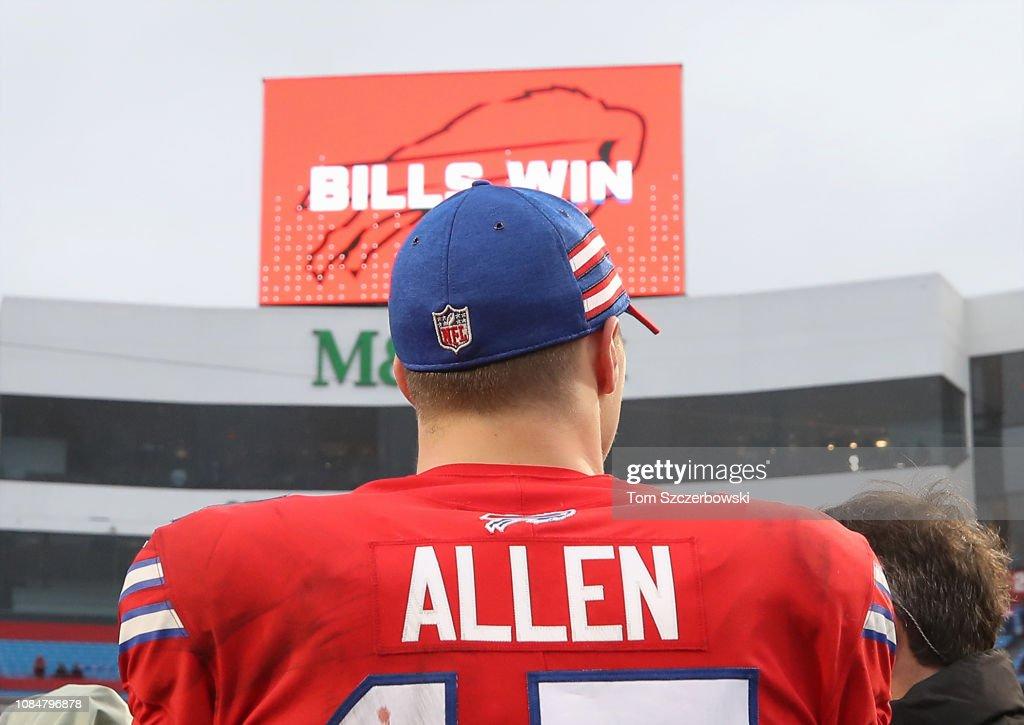 Detroit Lions v Buffalo Bills : News Photo