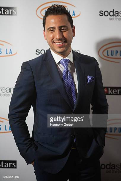 Josh Altman attends the Get Lucky For Lupus LA event at Peterson Automotive Museum on September 12 2013 in Los Angeles California