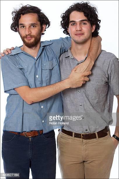 Josh and Benny Safdie
