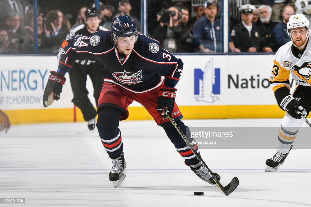 Pittsburgh Penguins v Columbus Blue Jackets - Game Three