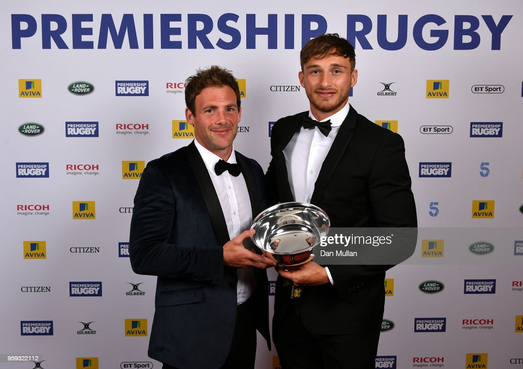 Josh Bassett Of Wasps Receives The Singha Premiership Rugby 7s Player News Photo Getty Images