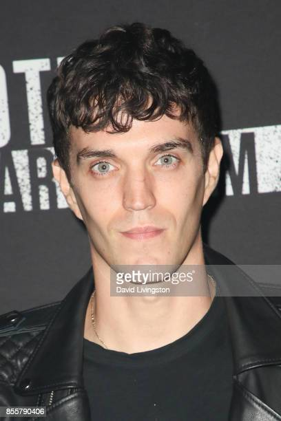 Josh Beech attends the Knott's Scary Farm and Instagram's Celebrity Night at Knott's Berry Farm on September 29 2017 in Buena Park California