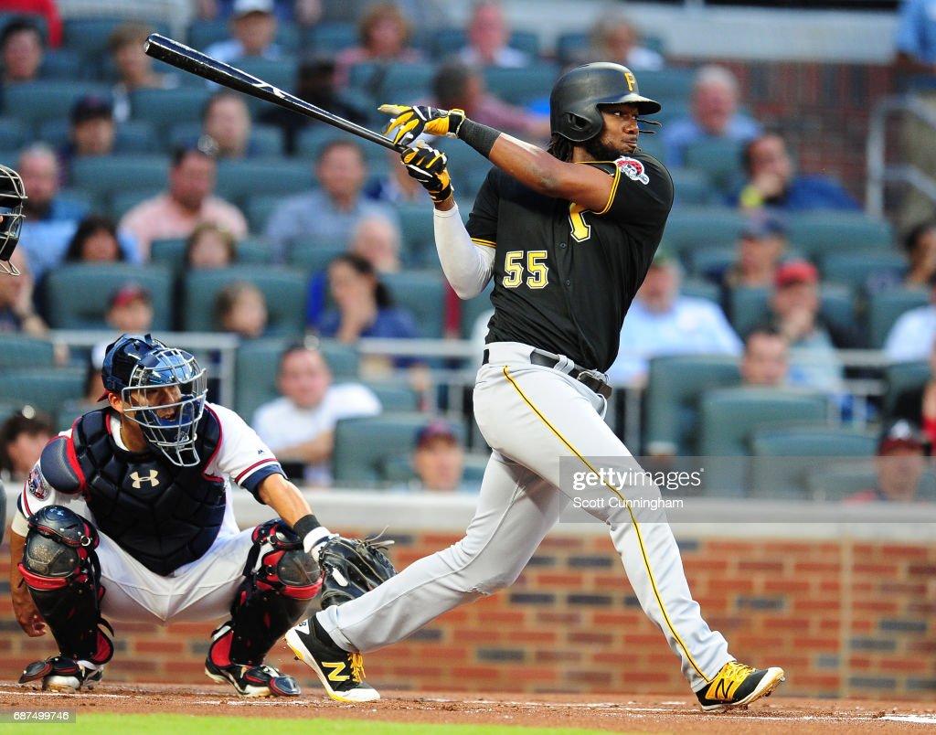 Pittsburgh Pirates v Atlanta Braves : News Photo