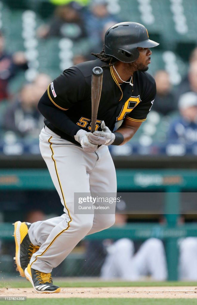 MI: Pittsburgh Pirates  v Detroit Tigers
