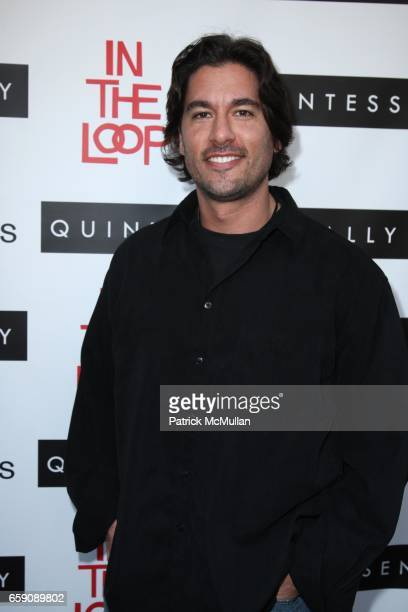 Josh Bernstein attends QUINTESSENTIALLY and IFC FILMS Host a Special Screening of IN THE LOOP at IFC Center on April 26 2009 in New York City