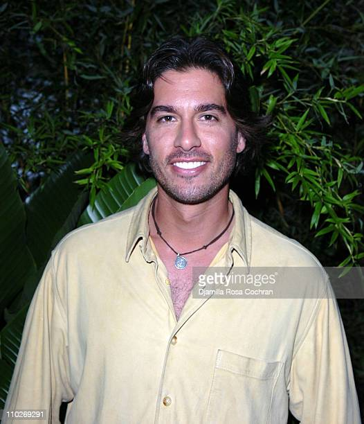 Josh Bernstein during 13th Annual Hamptons International Film Festival Party PreParty in New York City at Ono Restaurant in New York City New York...