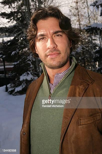 Josh Bernstein during 2006 Sundance Film Festival Josh Bernstein Outdoor Portraits in Park City Utah United States
