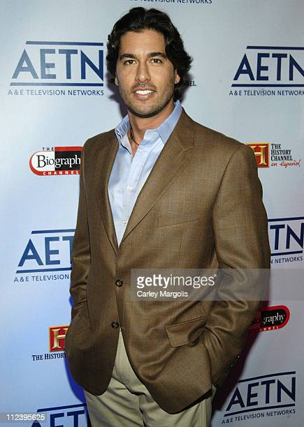 Josh Bernstein during AE Unveils Fall 2006 Season Lineup at the AE Network Upfronts at Time Warner Center Jazz at Lincoln Center in New York City New...