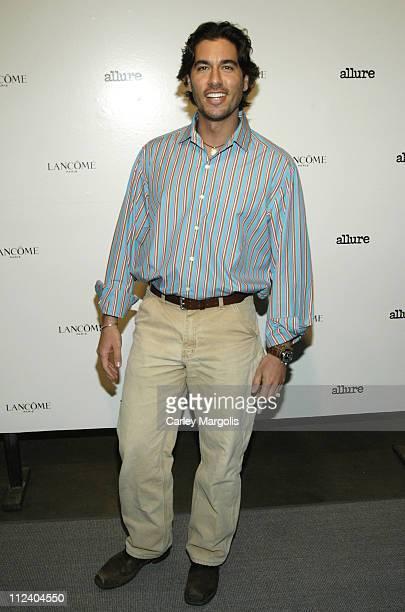 Josh Bernstein during Allure Magazine and Lancome Unveil Most Alluring Bodies Photo Exhibit at Milk Studios in New York City New York United States