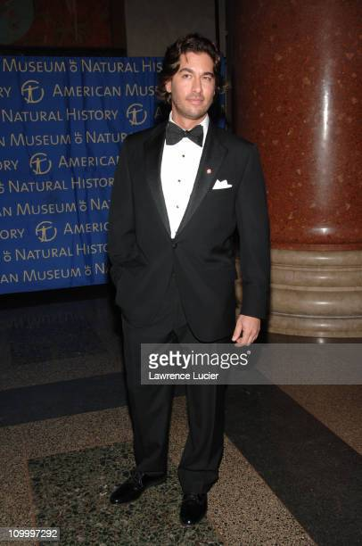 Josh Bernstein during American Museum of Natural History 2006 Annual Winter Dance at American Museum of Natural History in New York New York United...