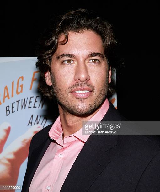 Josh Bernstein during Craig Ferguson's Between the Bridge and the River Book Launch Party at The Tropicana Bar in Hollywood at The Tropicana Bar at...