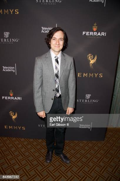 Josh Brener attends the Television Academy Celebrates Nominees For Outstanding Casting at Montage Beverly Hills on September 7 2017 in Beverly Hills...