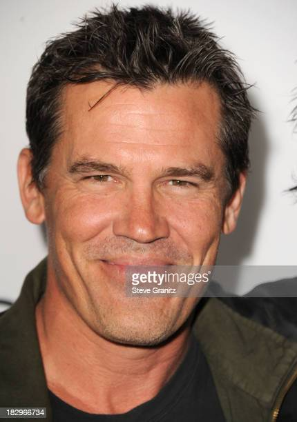 "Josh Brolin arrives at the ""Machete Kills"" - Los Angeles Premiere at Regal Cinemas L.A. Live on October 2, 2013 in Los Angeles, California."