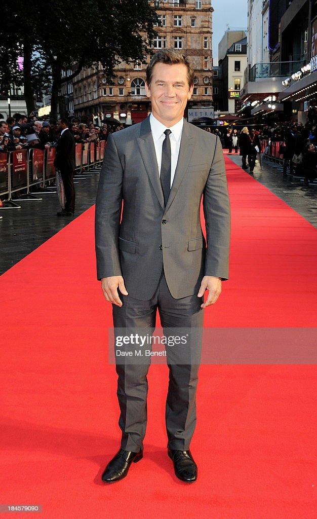 """Labor Day"" - Mayfair Gala European Premiere - Inside Arrivals: 57th BFI London Film Festival"